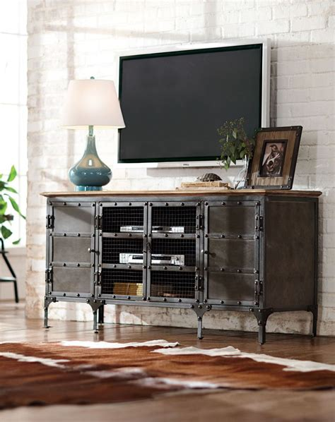 tv stand for room 25 best ideas about industrial tv stand on metal tv stand industrial media