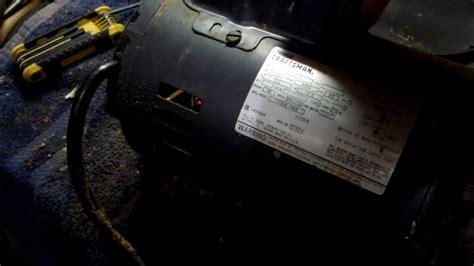 start table saw sears craftsman 820030 1 5 hp 1 1 2 hp capacitor start
