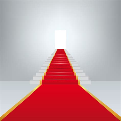 vector red carpet png  vector