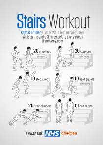 Stairs For Fitness gym free workouts cumbria partnership nhs foundation