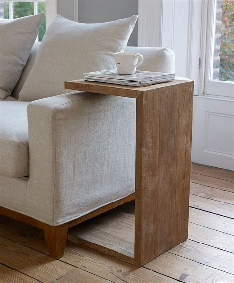 table for side of sofa 25 best ideas about sofa side table on pinterest side