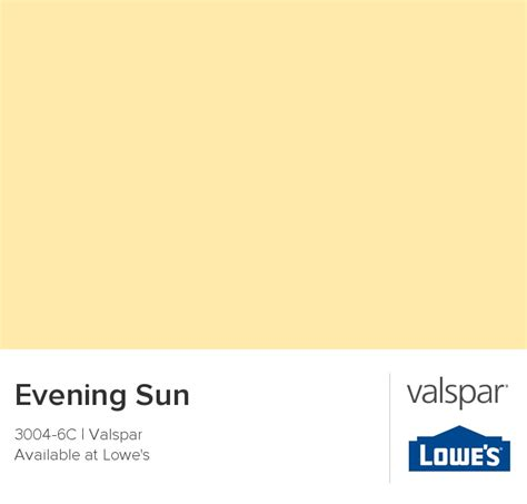 valspar paint color chip evening sun color palettes valspar paint colors