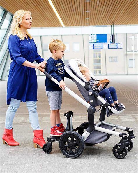 pedana per passeggino lascal pedana mini per passeggino rosso universale e