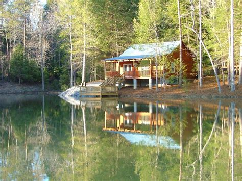 Tennessee Vacation Cabins Secluded Cabin Rental For Homeaway Muddy Pond