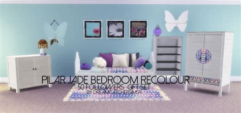 jade bedroom furniture sims 4 pilars jade bedroom recolor