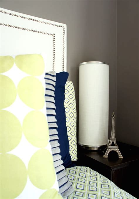 Easy Padded Headboard by Upholstered Headboard Diy Make Your Own Upholstered