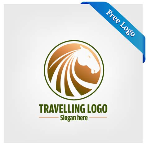 logo design online download free free vector travelling logo download in ai eps format