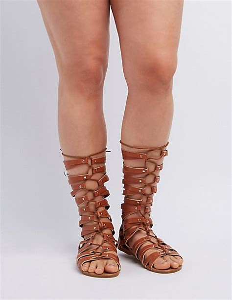 gladiator sandals for big calves wide width calf lace up gladiator sandals russe
