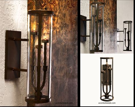 Decorative Wall Sconces Tuscan Decor Iron Wall Sconce Spain
