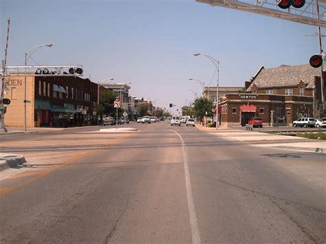 Kansas Number Search File Newton Kansas Jpg Wikimedia Commons