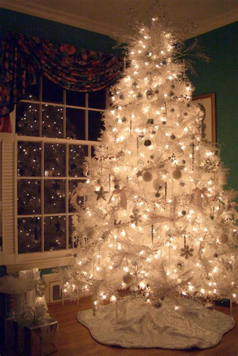 white christmas tree pictures photos and images for