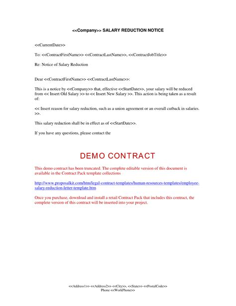 Lease Amendment Request Letter Cover Letter Lease Amendment