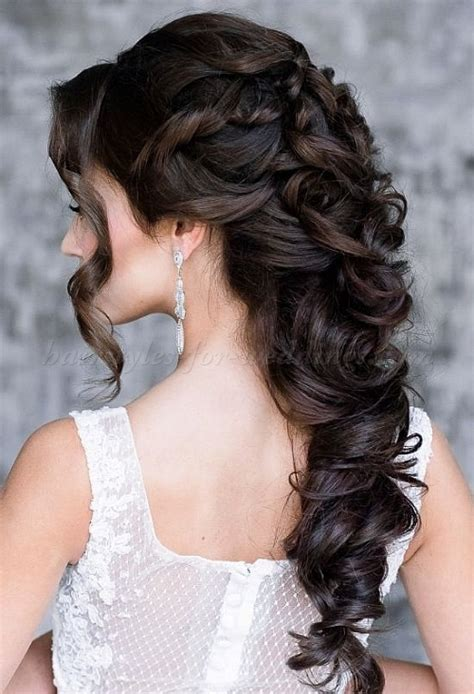 Half Up Half Down Wedding Hairstyles Long Hair | half up wedding hairstyles half up half down bridal
