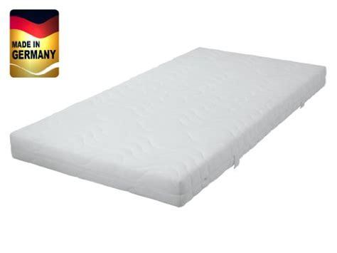 matratze h2 oder h3 7 zonen kaltschaummatratze matratzen intermed comfort