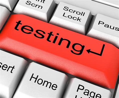 the testing making application testing a first class citizen of the agile age adm
