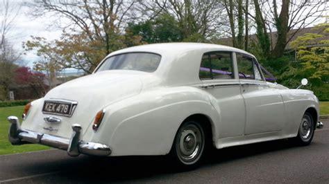 Wedding Car Wales by Classic Rolls Royce Silver Cloud Wedding Car Cardiff
