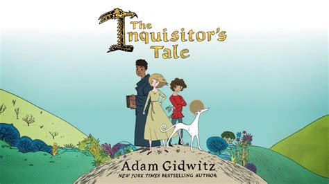 The Tale the inquisitor s tale audiobook trailer