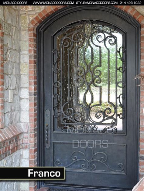 iron gate for front door iron entry doors iron front doors monaco doors