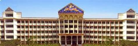 Manonmaniam Sundaranar Research Section by Bharathiar Distance Learning Centre