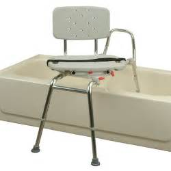 sliding transfer bench with swivel seat bathtub transfer