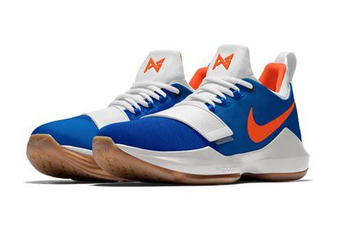 okc colors nikeid pg 1 okc thunder colors sneaker bar detroit