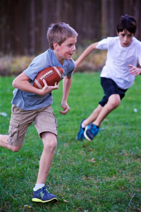 kids playing backyard football the church of jesus christ of latter day saints
