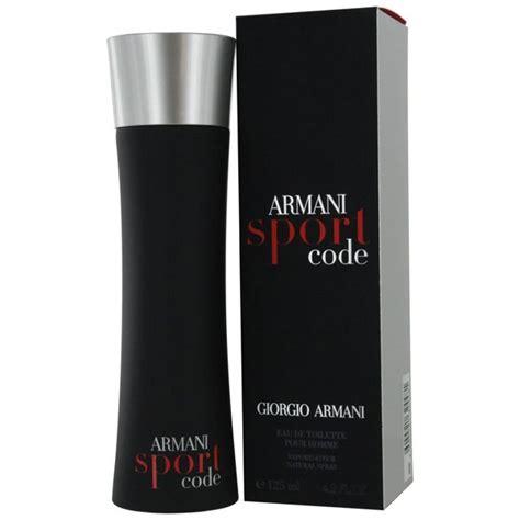 Mabruk Parfum Original Giorgio Armani Black Code armani code sport 125ml edt original perfume malaysia