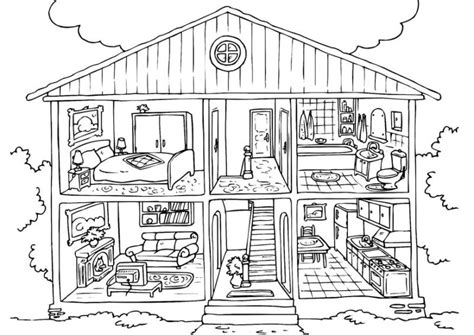 coloring page doll house doll house coloring book dollhouse store miniature