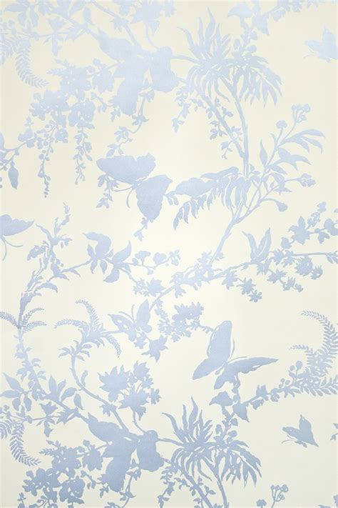 Wallpaper Blue And Cream | cream and blue wallpaper wallpapersafari
