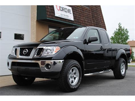 Nissan Frontier Se by 2010 Nissan Frontier Se V6 4x4