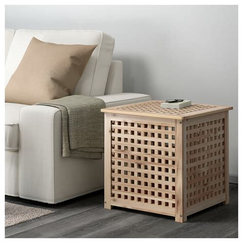 Ikea Tafel 50 Bij 50 by Hol Tafeltje Acacia 50 X 50 Cm Ikea