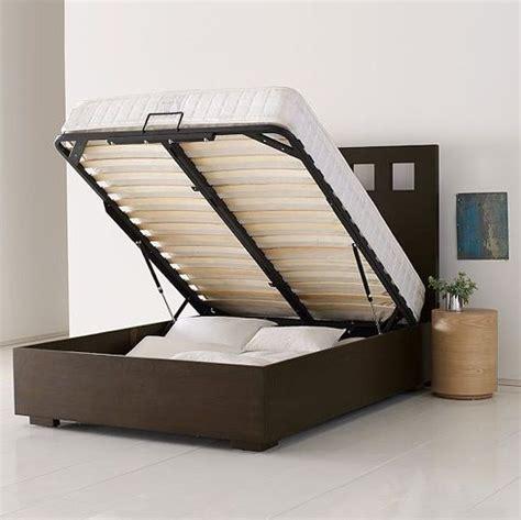 under bed storage frame 25 best lift bed images on pinterest 3 4 beds fold up