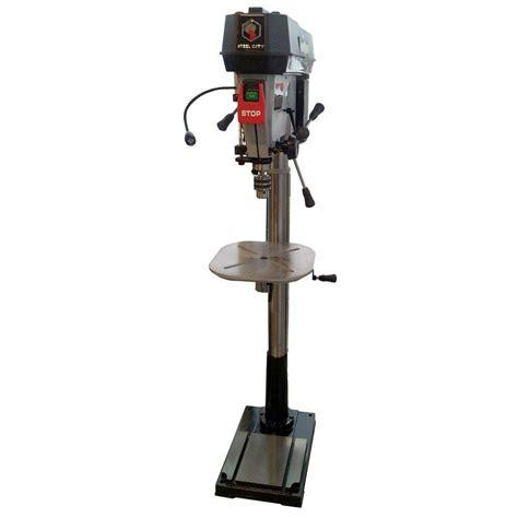 drill presses drill press steel city 17 in variable