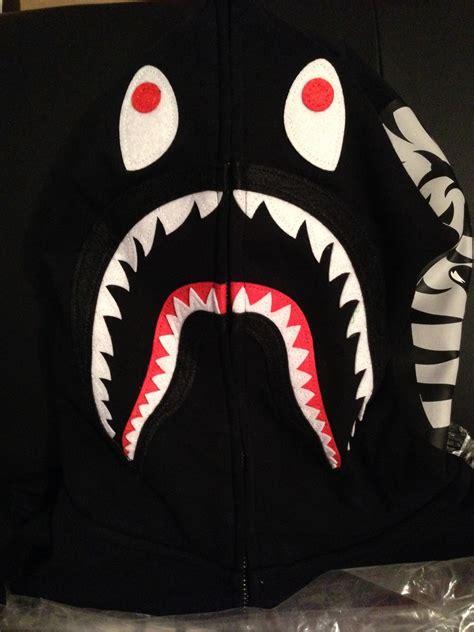 Bape Big Logo By Bathing Ape Camo x bape shark hoodie a bathing ape camo size l 288829 from tonio2404 at klekt