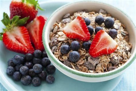 Tropical Muesli Cereal Healthy Food Healthy Breakfast is muesli really a healthy breakfast option mindbodygreen