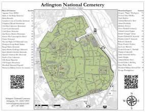 arlington national cemetery maplets