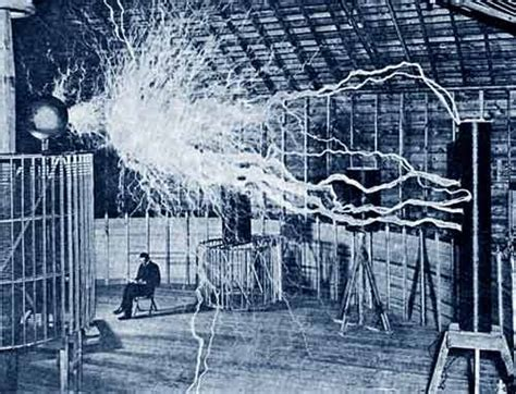 Tesla Coil Experiments Important Dates Of Nikola Tesla S Consulting