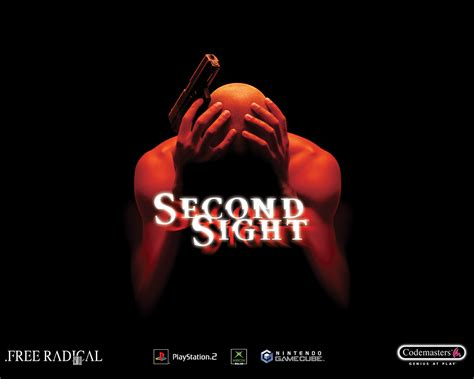 Second Sight by Playstation Corey Motley