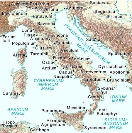 etruria ostia emperors dir interactive ancient mediterranean
