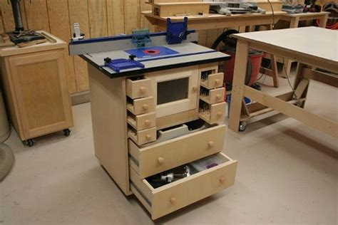 router table using kreg top fence and fixed