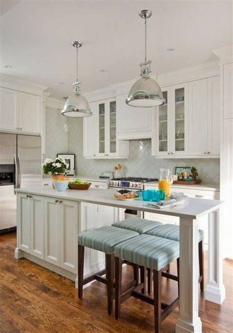 white kitchen islands with seating classic kitchen ideas with small island with seating and
