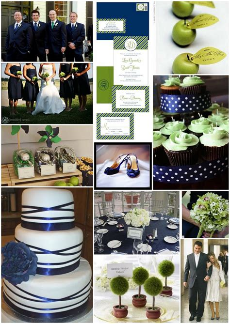 23 best emerald lime and navy blue wedding theme images on blue wedding