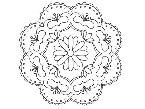 Free Printable Rangoli Coloring Pages For Kids Diwali Coloring Pages