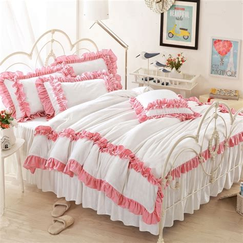 Bedcover Set Fata Pink 180 buy wholesale size princess bedding sets from china size princess bedding