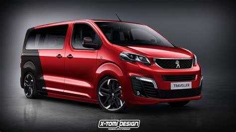 Peugeot X X Tomi Design Peugeot Traveller Gti