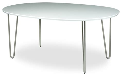 vio white dining room table oval modern dining tables