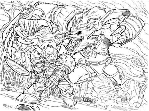 descargar world of warcraft an adult coloring book libro de texto 17 best images about world of warcraft coloring pages on coloring pages for kids
