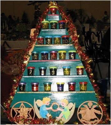 creative christmas trees curious funny  pictures