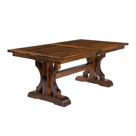 Furniture Bozeman by Bozeman Table Amish Dining Tables Amish Furniture