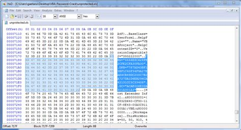 remove vba password excel 2003 hex editor how to crack the vba password on an excel project work